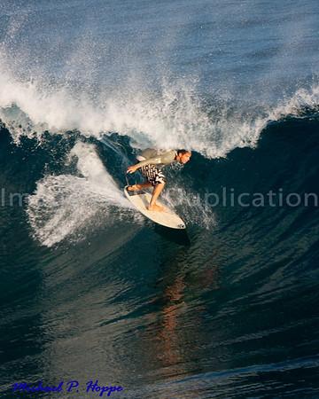Hawaii Surfing Jan 2012